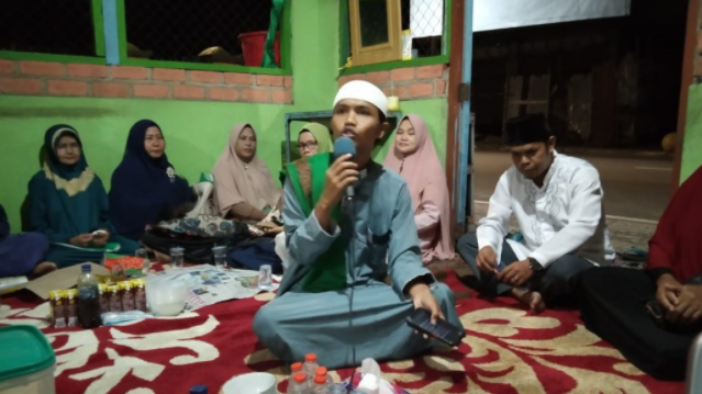 Kegiatan Majlis Taqlim Kelurahan Bukit Besar