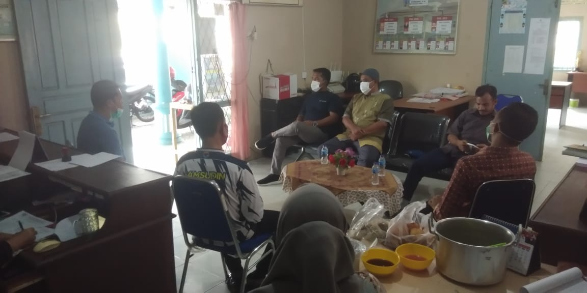 Kunjungan Kerja Anggota DPRD Kabupaten Bangka Tengah